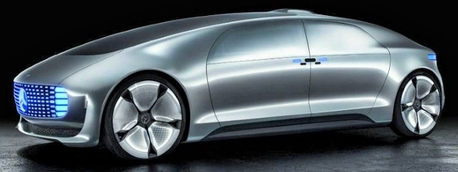 Mercedes Self Driving Car – A Ride into Future