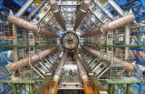 LHC restarts after two year of renovation
