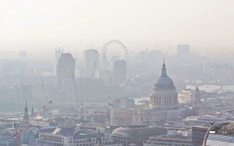Air Pollution Alarms Danger for UK