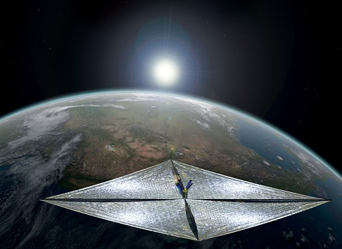 'LightSail', A Solar Powered Spacecraft, Offers A New Dimension To The Future Of Space Exploration