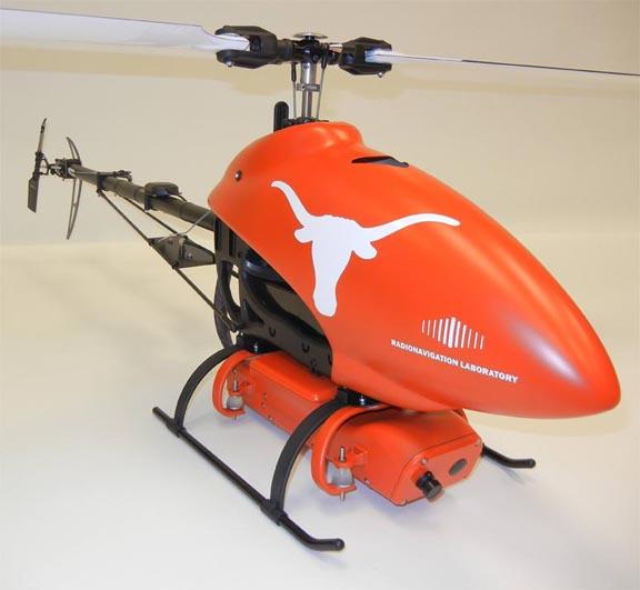 University of Texas–Austin drone