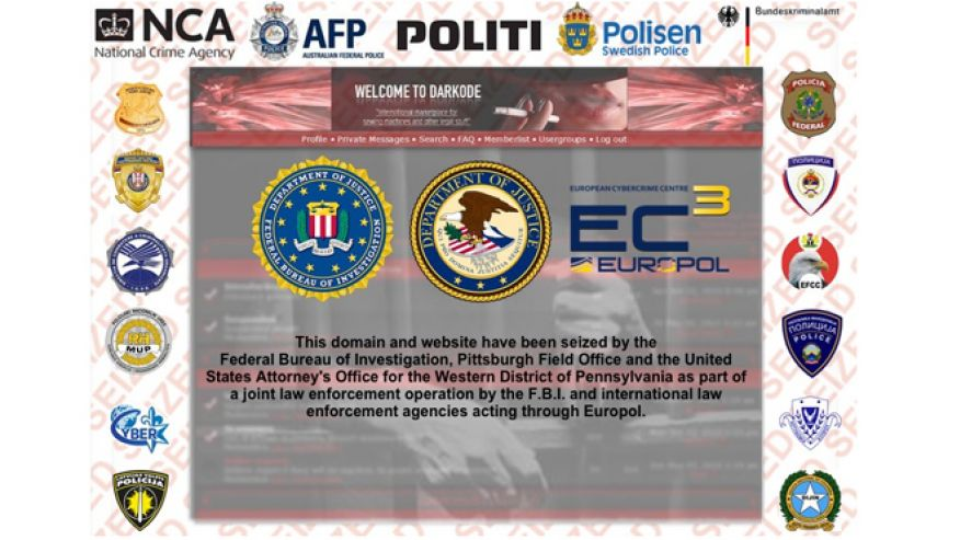 Malware And Hacking Forum Darkode Is Blocked