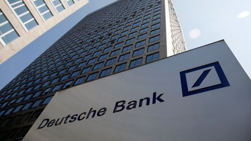 U.S Department of Justice probes Deutsche Bank on money laundering charges