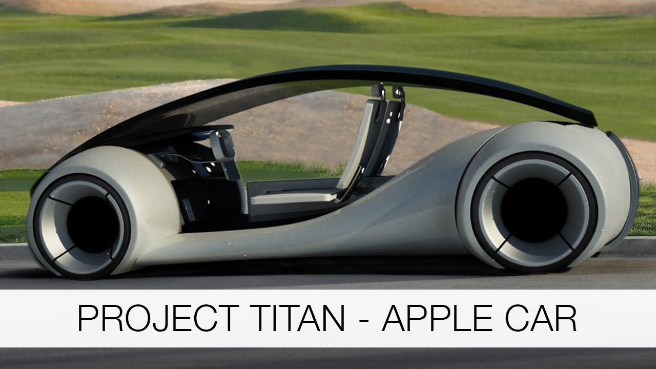 Apple Car, The Most Expected New Car Model Ever