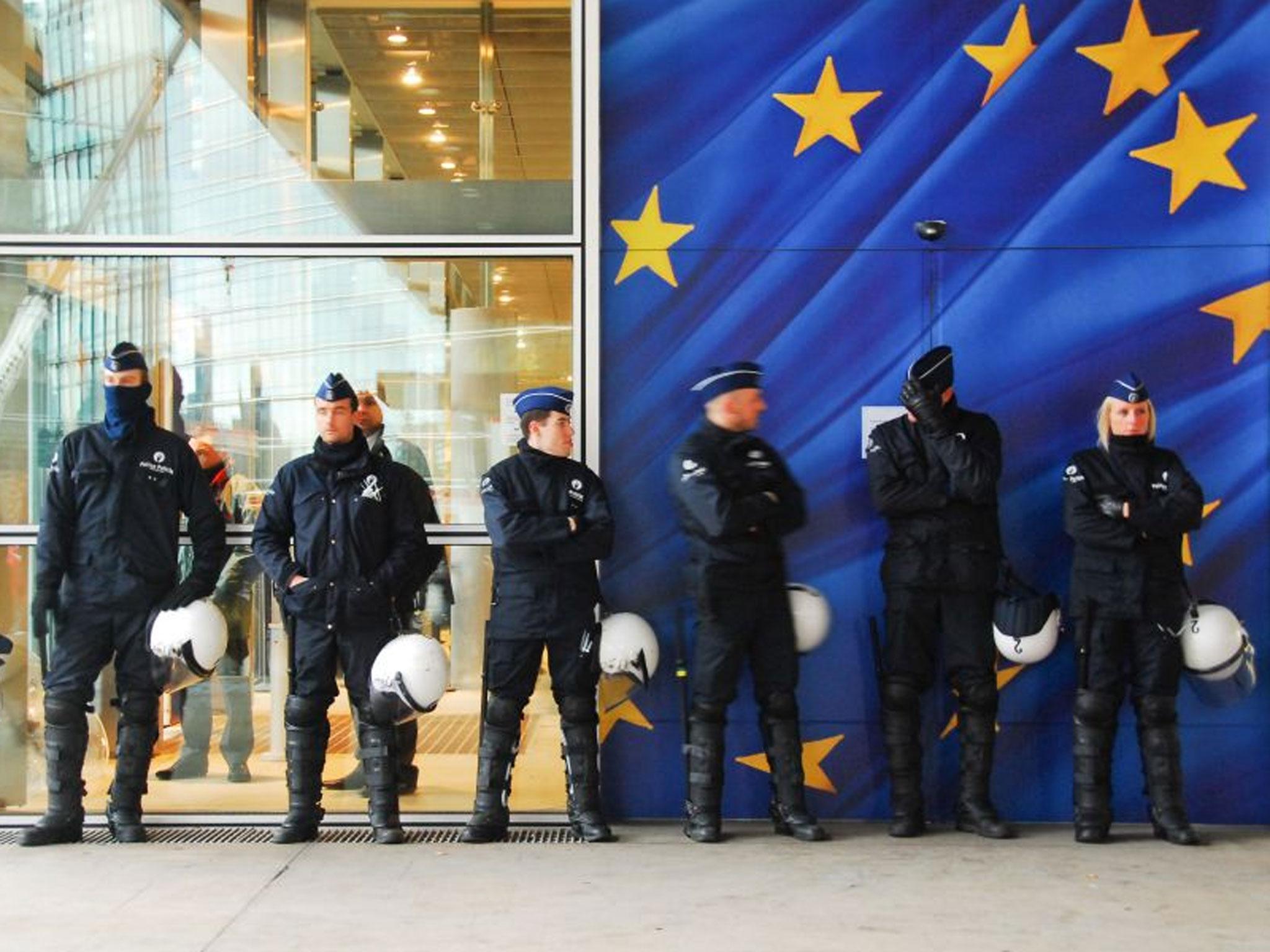 Euro press image