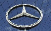 Chinese billionaire buys Daimler