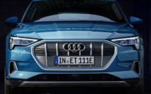 Audi reveals its first electric SUV