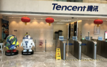 Tencent Holdings drops out of top ten world's largest companies