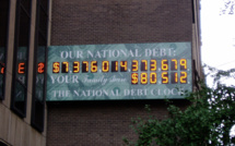 In 10 years, US will have to pay $1 trln for servicing national debt
