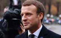 Macron delivers speech to yellow vests