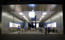 Trump tariffs harm Apple's market performance