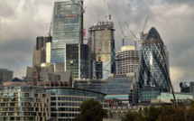 UK collects record £ 75 billion in taxes from companies in City of London