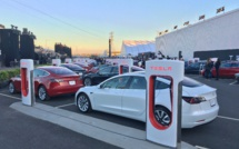 First Tesla Model 3 come to Europe