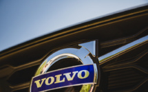 Volvo hits sales record