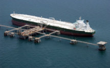 Global maritime crude oil trade is climbing into positive territory