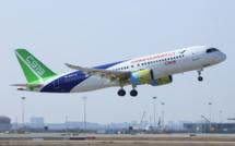 China steps up development of new C919 aircraft