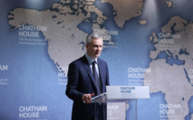 French Finance Minister calls for a new empire in Europe