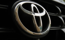 Toyota's annual profit falls by 24.5%