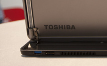 Toshiba's net profit grows by 7% for a year