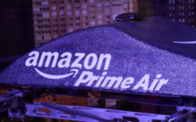 Amazon presents new delivery UAV
