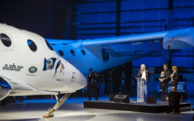 Virgin Galactic is going to NYSE