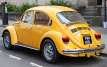 VW stops production of legendary Beetle