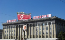 North Korea's GDP hits record low since 1990s famine