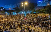 Hong Kong increases consumption during anti-government protests