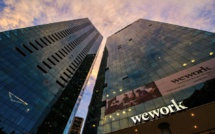WeWork reveals financial results in the run-up to IPO