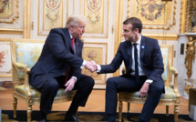France sums up the G7 summit 2019