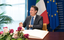 Italian President gives Conte mandate to form a new government