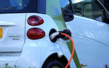 Global electric cars sales fall for the first time in history