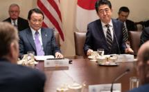 Shinzo Abe rearranges Cabinet of Japan
