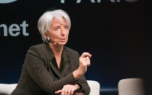 Lagarde: Trade war is the biggest threat to the global economy