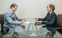 Study: Socially active top managers attract more job seekers