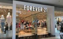 US clothing manufacturer Forever 21 files for bankruptcy