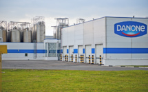 Danone lowers sales outlook for 2019