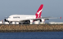 Australian Quantas successfully completes world's longest flight