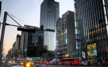 South Korean economy slows down to 10 years-low