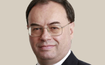 Andrew Bailey to replace Mark Carney as Bank of England Head