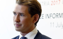 Sebastian Kurz heads Austrian government once again