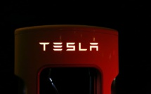 Tesla stock exceed $500 apiece for the first time