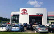 Toyota recalls nearly 700,000 cars in USA