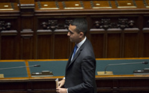 Luigi Di Maio leaves his seat - but not his powers