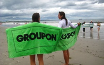 Groupon shares lose over 44%