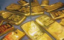 Gold shows maximum price growth since March 2009