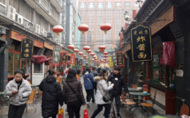 Chinese GDP loses 6.8% in Q1