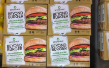 Beyond Meat to sell veggie meat foods at Chinese Starbucks