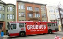 Uber to buy Grubhub food delivery service