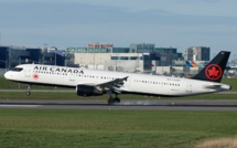 Air Canada will lay off up to 60% of employees